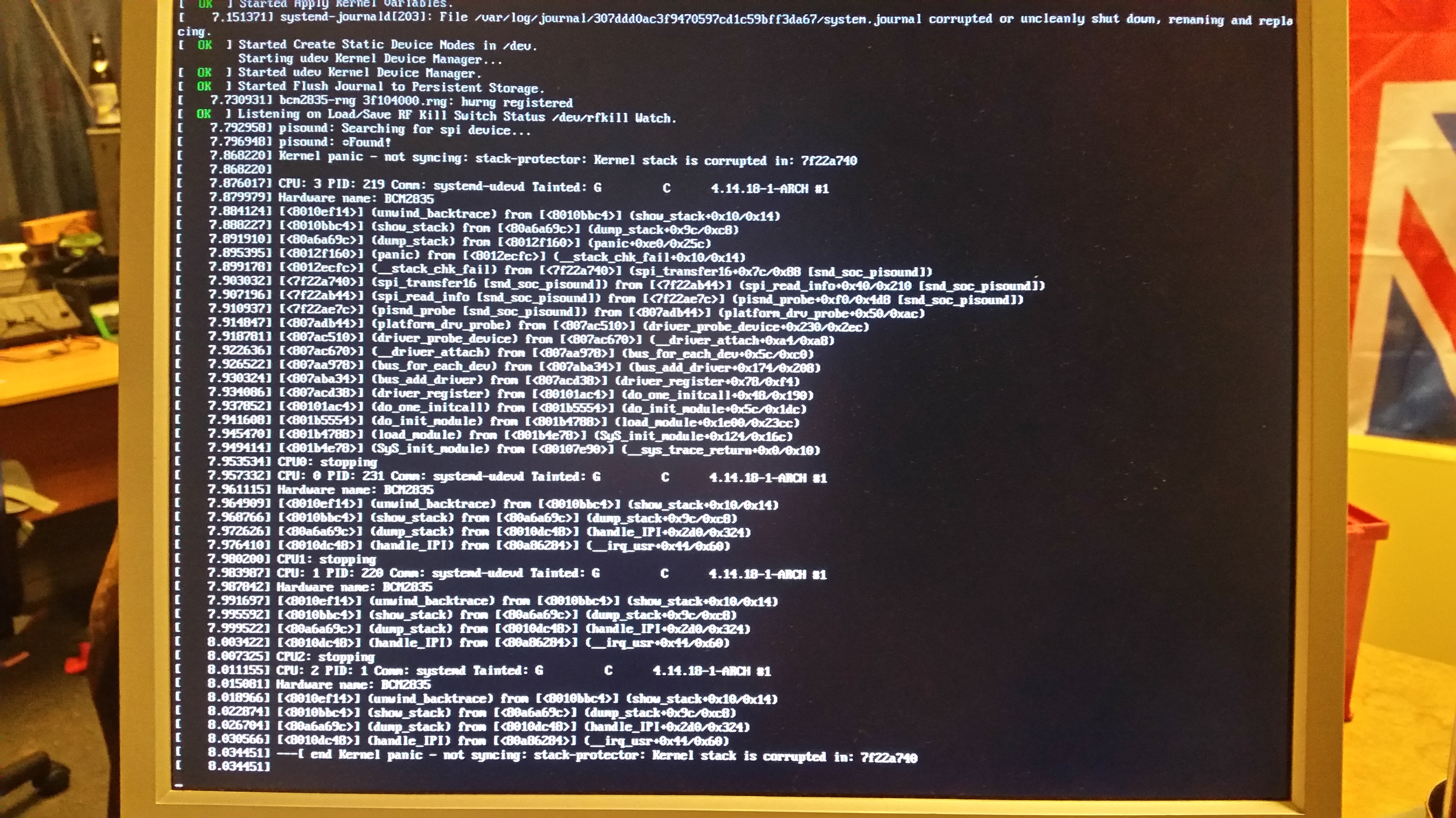 arch linux patch command not found